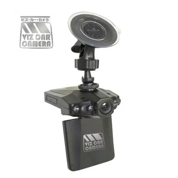 ビズカーカメラ Viz Car Camera ポイント10倍♪プレゼント付き♪ ビズ・カー・カメラ ドライブレコーダー ナイトビジョンLED搭載 車載カメラ 事故記録カメラ 夜間撮影 ドライブカメラ 自動車動画撮影カメラカー用品 e-chance 正規品