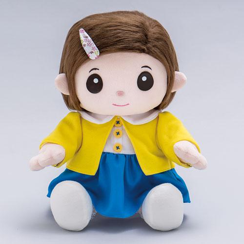 あす楽♪クーポン配布中♪ポイント10倍!【ものしりパートナー いっしょに脳トレ「おりこうのんちゃん」】 音声認識人形 しゃべる人形 女の子 しゃべるぬいぐるみ お話し人形 会話ロボット おりこう のんちゃん ノンちゃん 脳のトレーニング (送料無料)