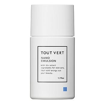 乳液 乾燥肌、敏感肌対策に インナードライ対策の決定版 トゥヴェール ナノエマルジョン