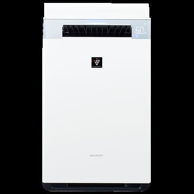 【正規ルート商品】シャープ加湿空気清浄機 KI-JX75-Wホワイト【送料無料】