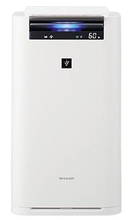 【正規ルート商品】シャープ 加湿空気清浄機 KI-JS70-Wホワイト【送料無料】