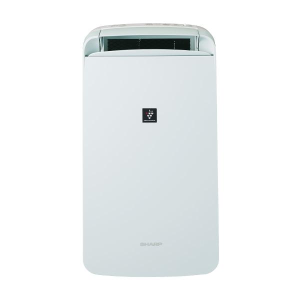 【正規ルート商品】シャープ冷風・衣類乾燥除湿機 CM-J100-Wアイスホワイト【送料無料】