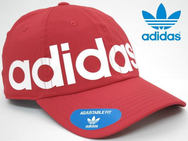 adidas Originals アディダス オリジナルス【キャップ】【帽子】【海外限定】【即日発送】M ORIGINALS BILLNBOARD PRECURVESNAPBACK CAP TREFOILRed/White