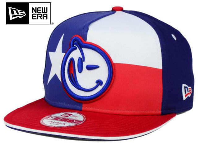 1baf0381d NEW ERA new gills X YUMS ヤムズ YUMS TEXAS FLAG 9FIFTY SNAPBACK Blue/Red