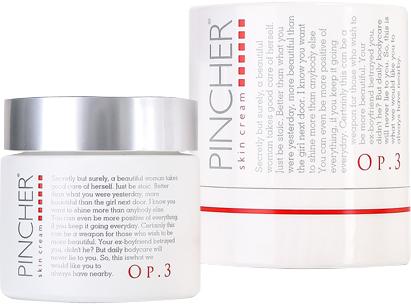 品質は非常に良い PINCHER skin cream Op.3 ピンシャー スキンクリーム cream ピンシャー Op.3 Op.3 赤 フラーレン ニキビ 肌荒れ アンチエイジング スキンケア ローヤルゼリー 美容 ノーベル賞 《送料無料》, mamas store:ca76fcd7 --- wrapchic.in