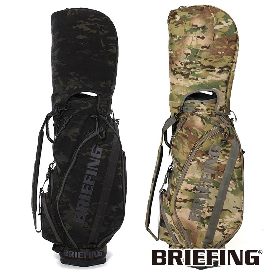 【GWも営業】【2100円引クーポン有】キャディバッグ メンズ ブリーフィング BRIEFING ゴルフ CR-5 #01 BRG191D04