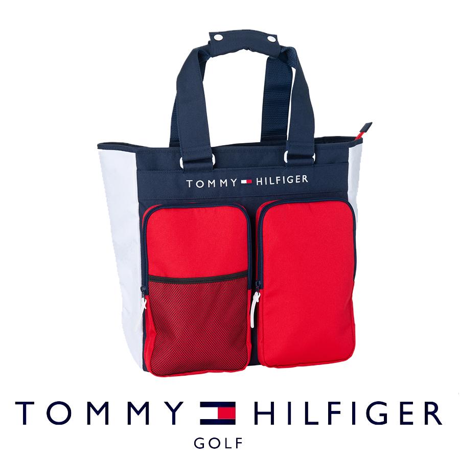 【GWも営業】トートバッグ メンズ レディース トミー ヒルフィガー SIGNATURE TOTE BAG THMG9FBD