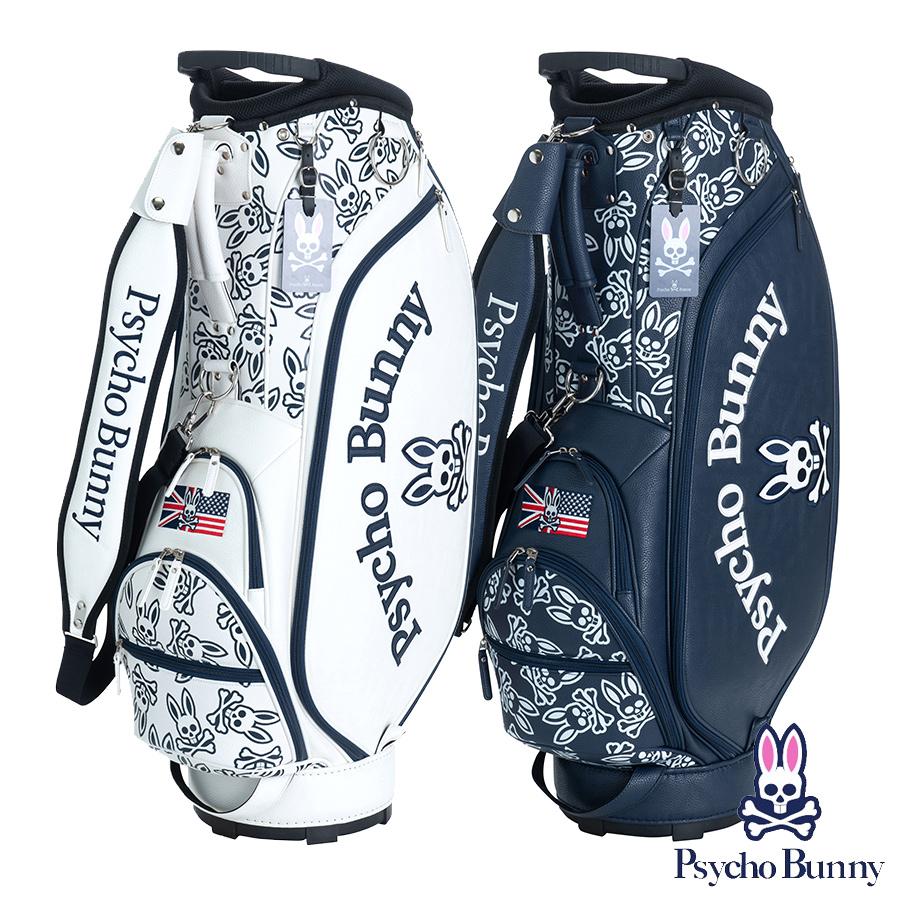 【GWも営業】【2100円引クーポン有】キャディバッグ サイコバニー PBMG0SC7 ゴルフ用品 メンズ レディース