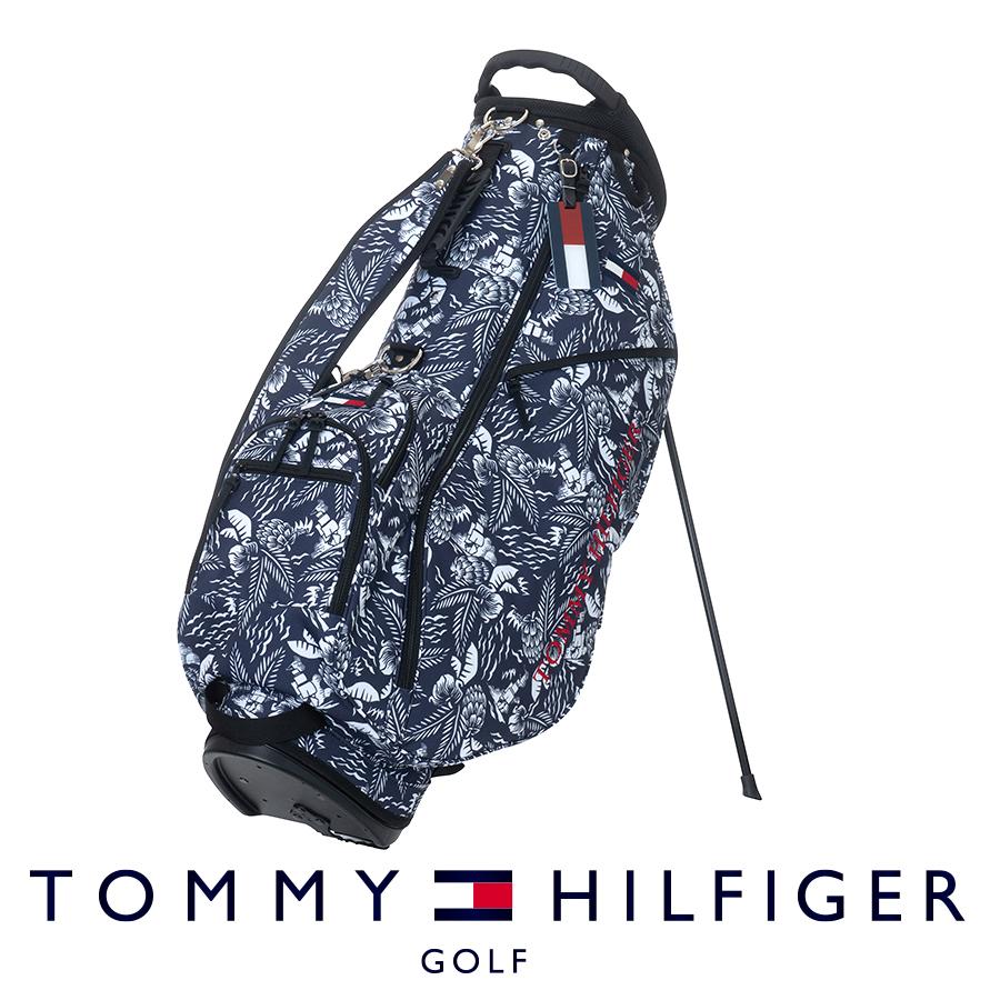 【GWも営業】【2100円引クーポン有】スタンドキャディバッグ トミー ヒルフィガー THMG0SCB ゴルフ用品 メンズ レディース