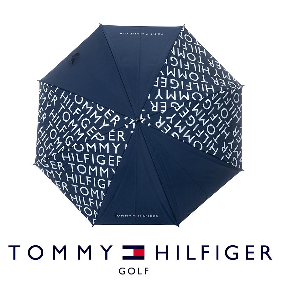 【GWも営業】パラソル 傘 アンブレラ トミー ヒルフィガー THMG0SM6 ゴルフ用品 メンズ レディース