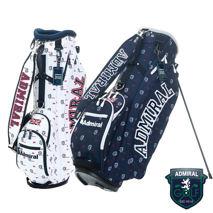 【GWも営業】【1100円引クーポン有】スタンドキャディバッグ アドミラルゴルフ ADMG9SC6 ゴルフ用品