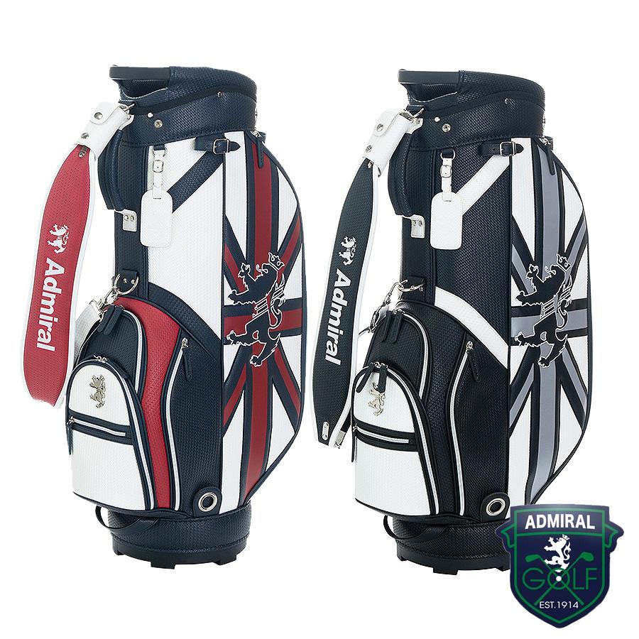 キャディバッグ アドミラルゴルフ ADMG9SC9 ゴルフ用品