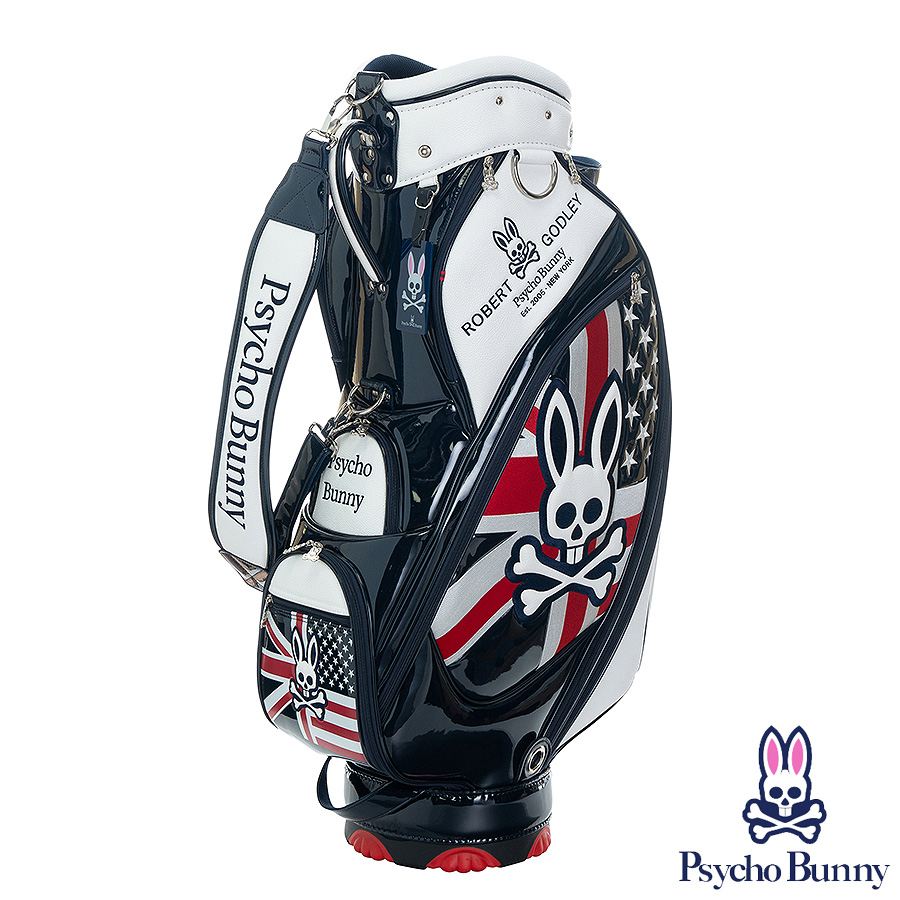 【GWも営業】【2100円引クーポン有】キャディバッグ サイコバニー PBMG9SC2 ゴルフ用品