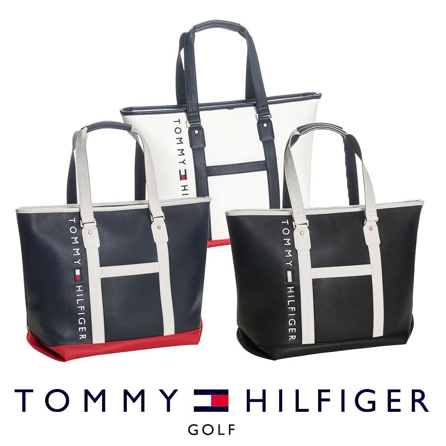 【500円引クーポン有】トートバッグ トミー ヒルフィガー THMG7SB1 ゴルフ用品