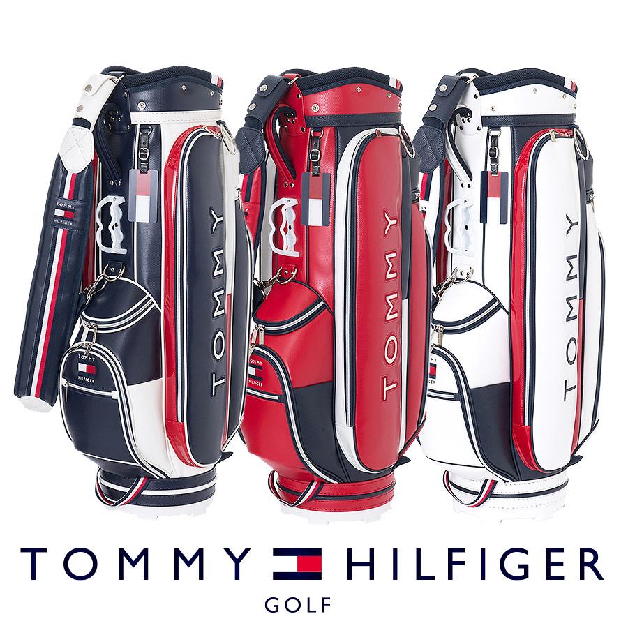 トミー ヒルフィガー キャディバッグ ゴルフ メンズ レディース 【2500円引クーポン有】キャディバッグ トミー ヒルフィガー THMG8FC5 ゴルフ用品