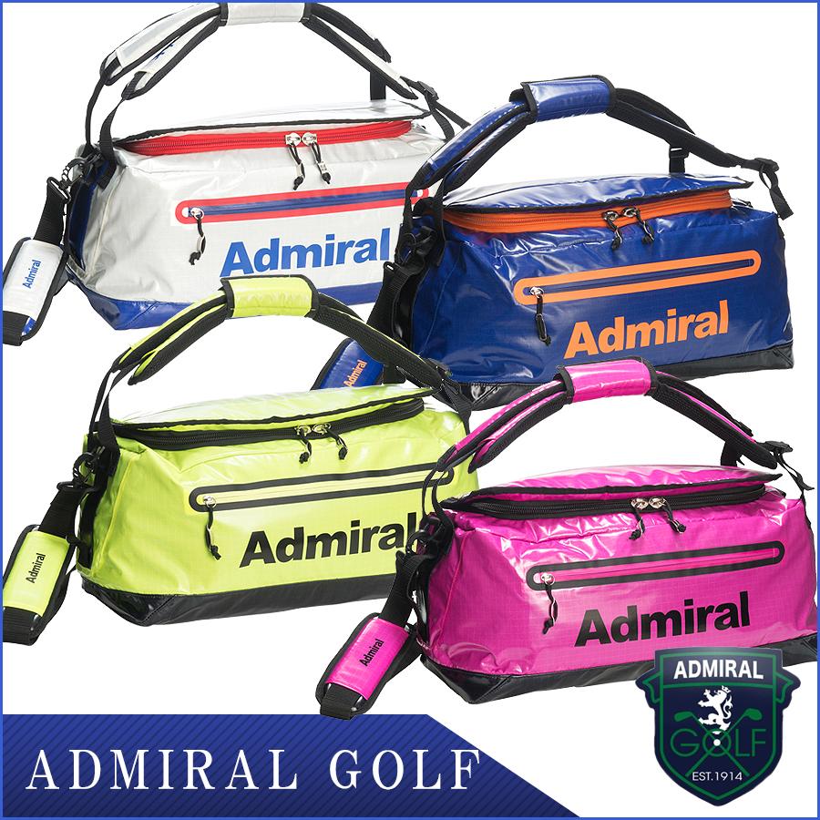 アドミラルゴルフ ボストンバッグ ゴルフバッグ ADMZ7SB1