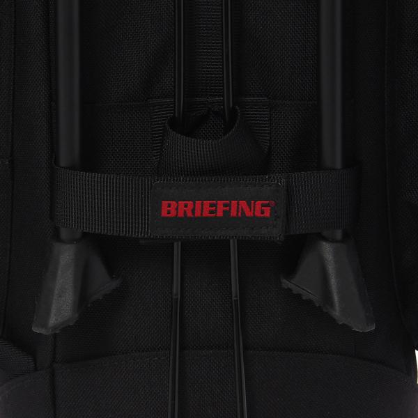 スタンドキャディバッグ メンズ ブリーフィング BRIEFING ゴルフ CR-4 #01 BRG183701