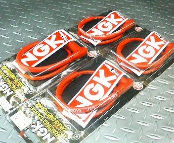 Z400FX NGK プラグ コード [赤]