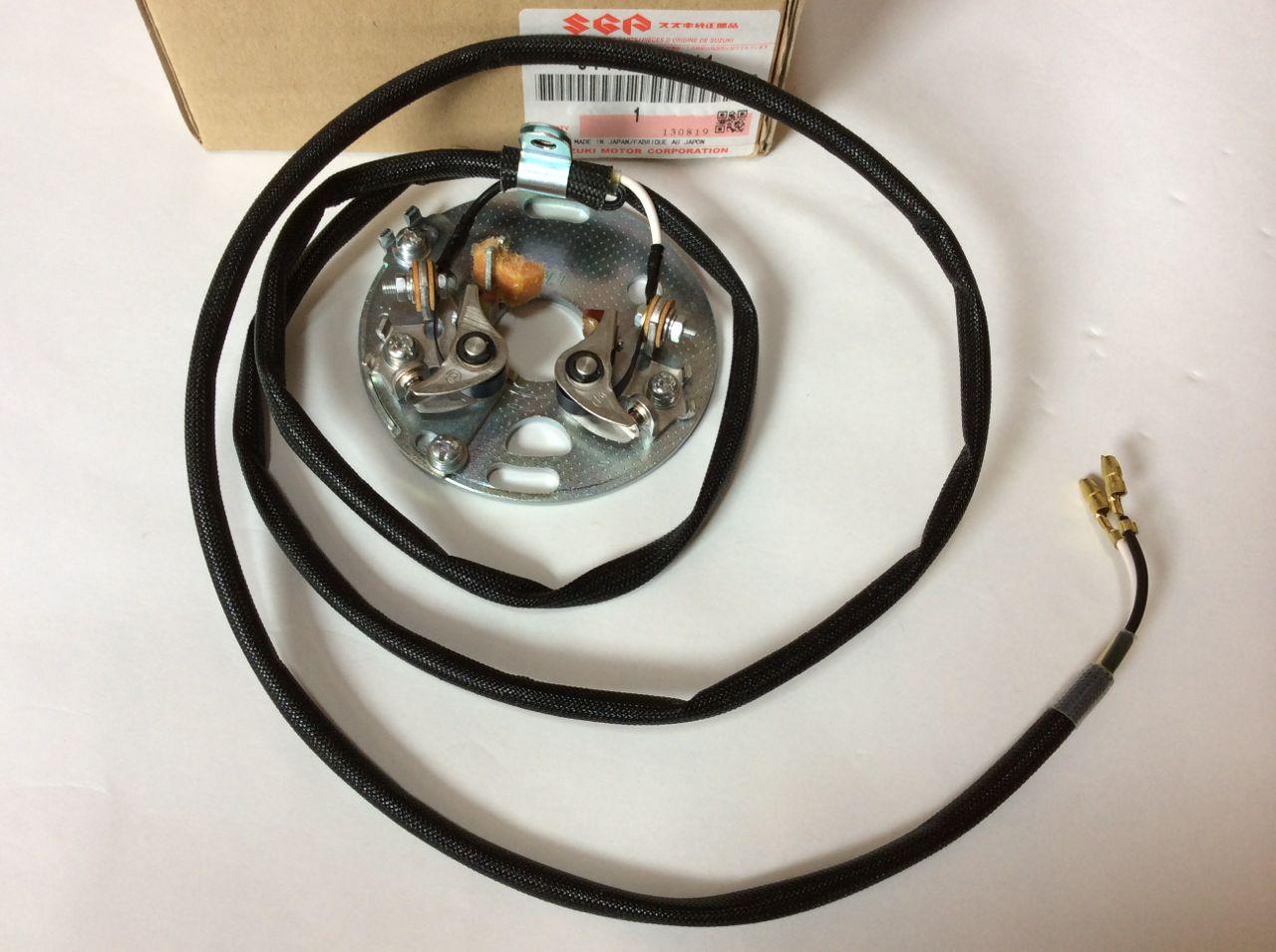 GS400 GS425 GS400L コンタクトブレーカー ポイント 日本電装製(ND)