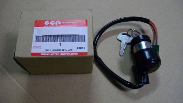 GS750 初期型用 メインキー