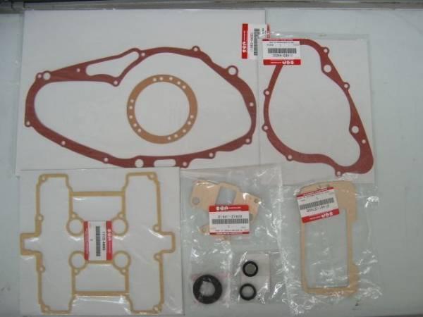 GS400/GS425/GS400L用 カバーガスケットシールフルセット