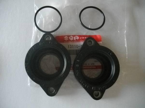 GSX250Eザリ/ゴキ 純正 インシュレーター