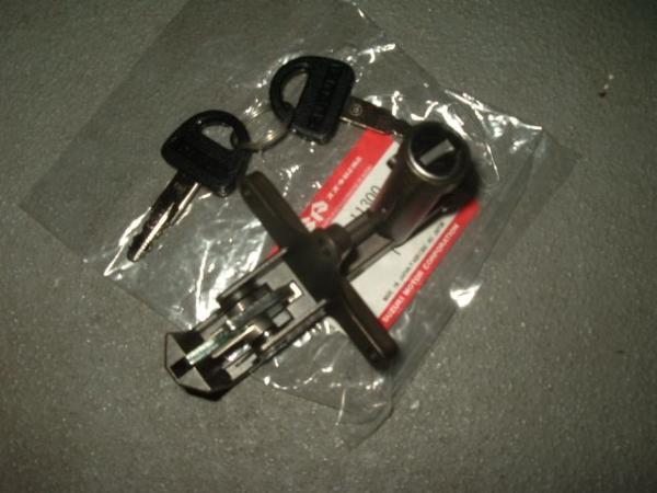 GSX250Eザリ/GSX400Eザリ/GSX450ザリ 純正 シートロック鍵