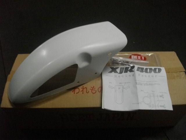 XJR400 XJR400S XJR400R ビート BEET フェンダー