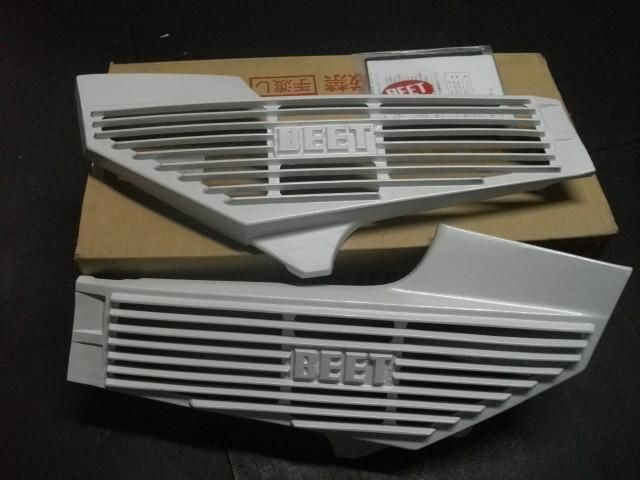 CBR400F用 ビート BEET アルフインカバー