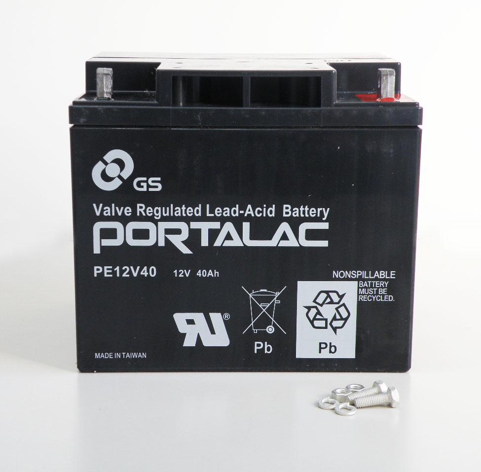 登場! PORTALACシリーズ 台湾GS・UPS・無停電電源装置・蓄電器用バッテリー小型シール鉛蓄電池[12V40Ah] PE12V40, ヤオツチョウ:d8f596ca --- canoncity.azurewebsites.net