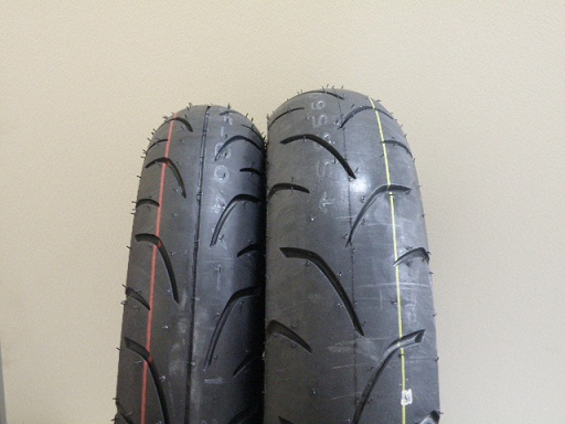 [2部SET]IRC制造轮胎SS560F 90/90-14 46P SS560 100/90-14 51P本田纯正录用HONDA PCX125前后轮胎后部轮胎前台轮胎