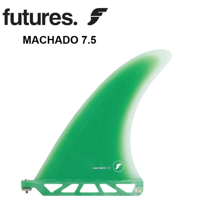 FUTURES FIN フューチャー フィン シングルフィン MACHADO MACHADO SIGNATURE 7.5 ロブ マチャド ROB MACHADO SIGNATURE FINミッドレングス/ロングボードセンターフィン/シングル フィン, 杢目MOKUME:9b4d00fc --- ww.thecollagist.com