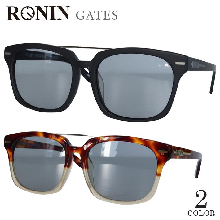 RONIN ロニン サングラス GATES 偏光レンズ メンズ レディース メガネ 眼鏡 サーフィン サーフボード スケボー ハワイ おしゃれ