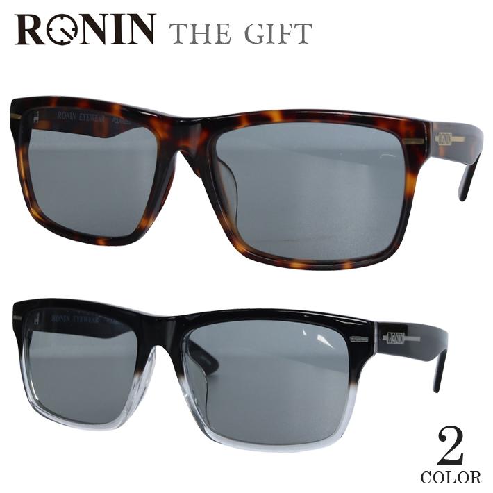 RONIN ロニン サングラス THE GIF 偏光レンズ メンズ レディース メガネ 眼鏡 サーフィン サーフボード スケボー ハワイ おしゃれ