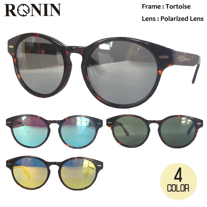 RONIN ロニン サングラス MELLOW 偏光レンズ メンズ レディース メガネ 眼鏡 サーフィン サーフボード スケボー ハワイ おしゃれ