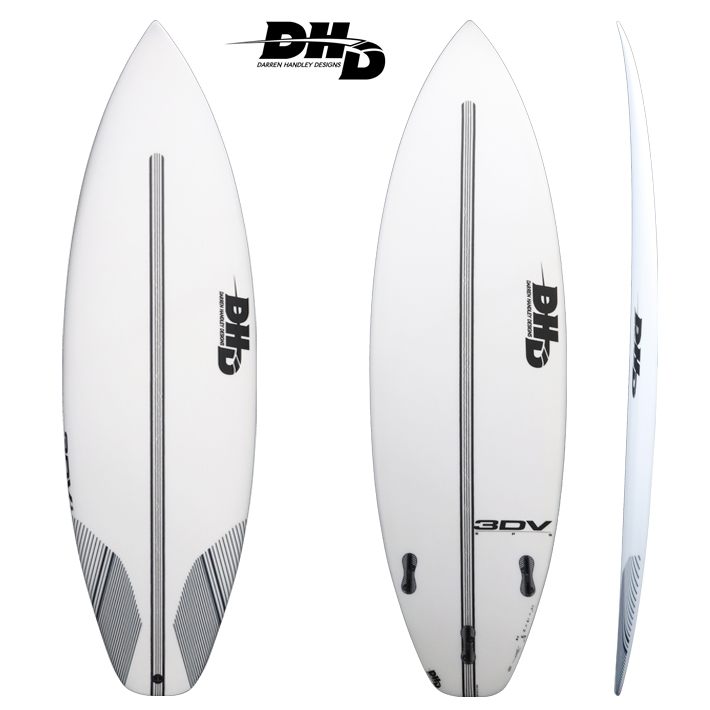 【DHD SURFBOARDS】DHD サーフボード3DV EPS 5