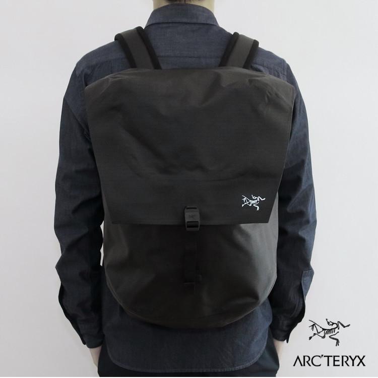 【国内正規品】ARC'TERYX(アークテリクス) Granville 20 Backpack(グランヴィル20バックパック) Black