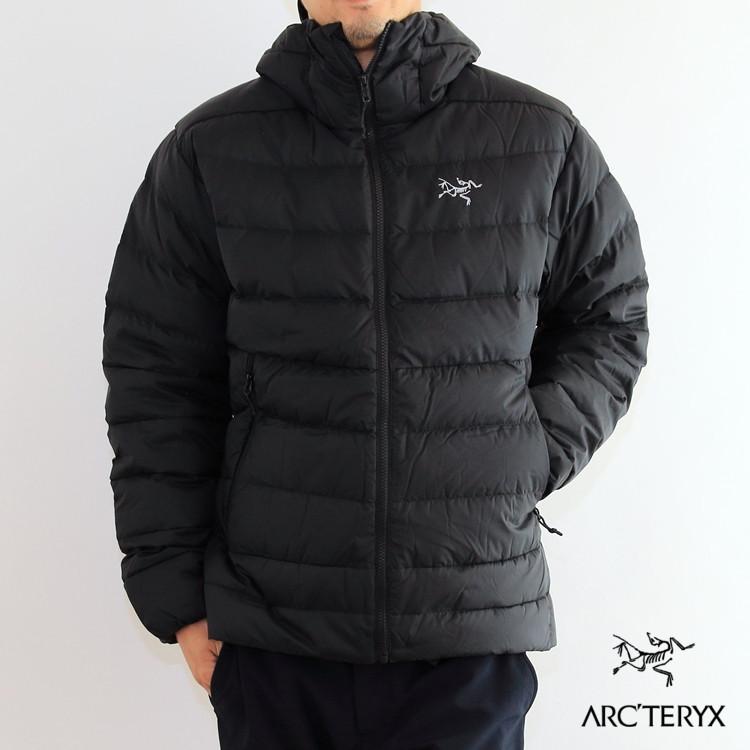 【国内正規品】ARC'TERYX(アークテリクス) Thorium AR Hoody(ソリウムARフーディー)Mens Black