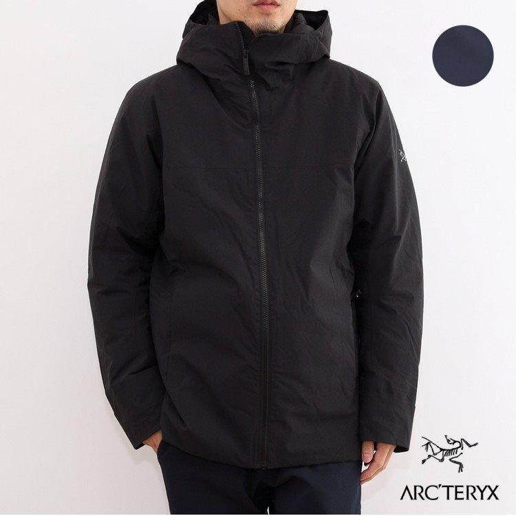 【国内正規品】ARC'TERYX(アークテリクス) Koda Jacket(コダ ジャケット) Mens Black ブラック Kingfisher