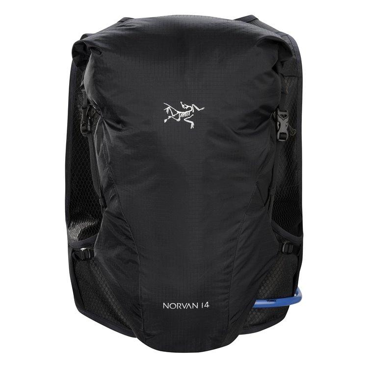 【国内正規品】ARC'TERYX(アークテリクス) Norvan 14 Hydration Vest(ノーバン14 ハイドレーション ベスト) Black
