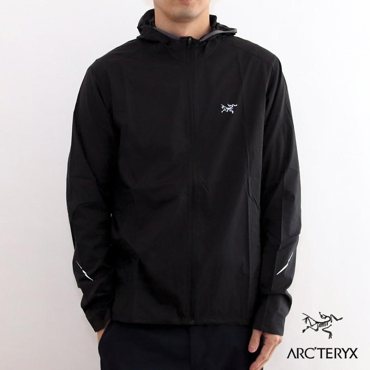 【国内正規品】ARC'TERYX(アークテリクス) Incendo Hoody (インセンドフーディ) Mens [Black][Conifer]