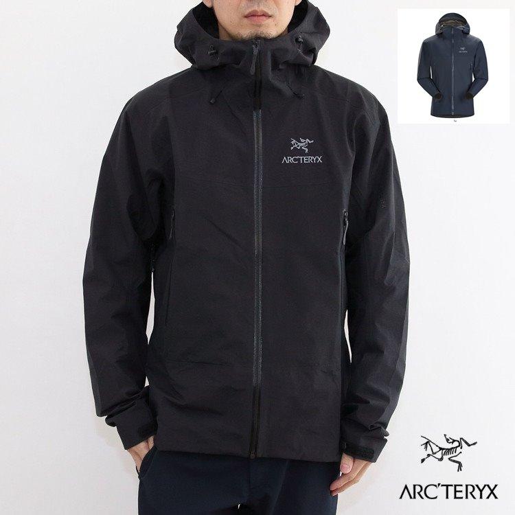 【国内正規品】ARC'TERYX(アークテリクス) Beta SL Hybrid Jacket(ベータ SL ハイブリッド ジャケット) Mens [Black][Tui]【バードエイド対象】