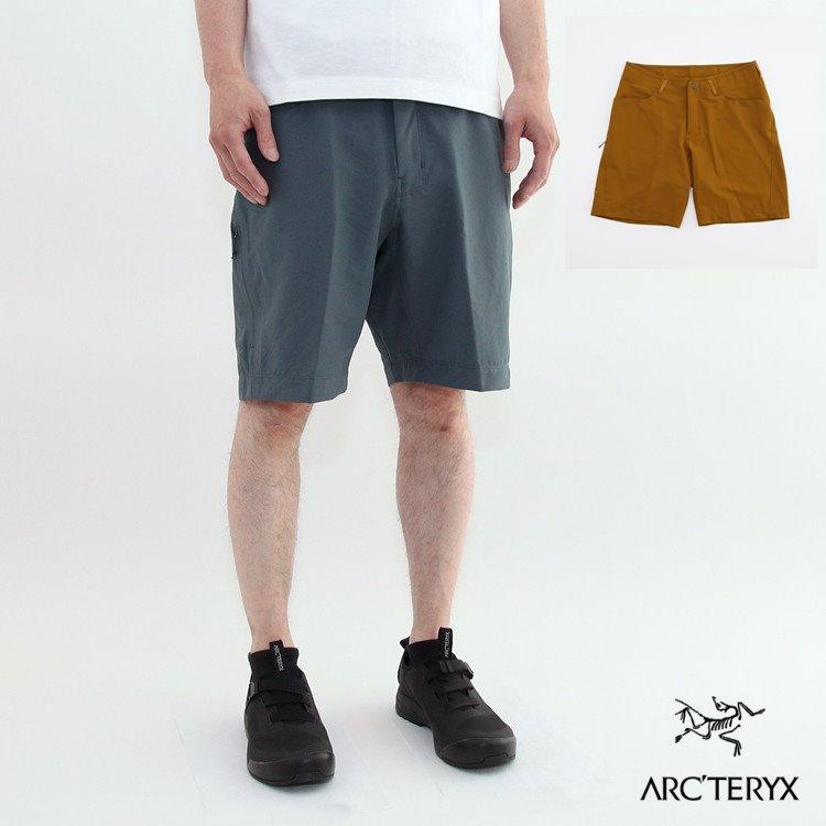 【国内正規品】ARC'TERYX(アークテリクス) Creston Short8(クレストンショートパンツ8) Mens[Neptune][Yukon]