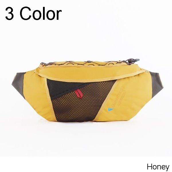 【国内正規品】KLATTERMUSEN(クレッタルムーセン) FIMMAFANG3.0 Lumbarpack(フィマファング3.0) [Honey] [Burnt Russet] [Brush Green]