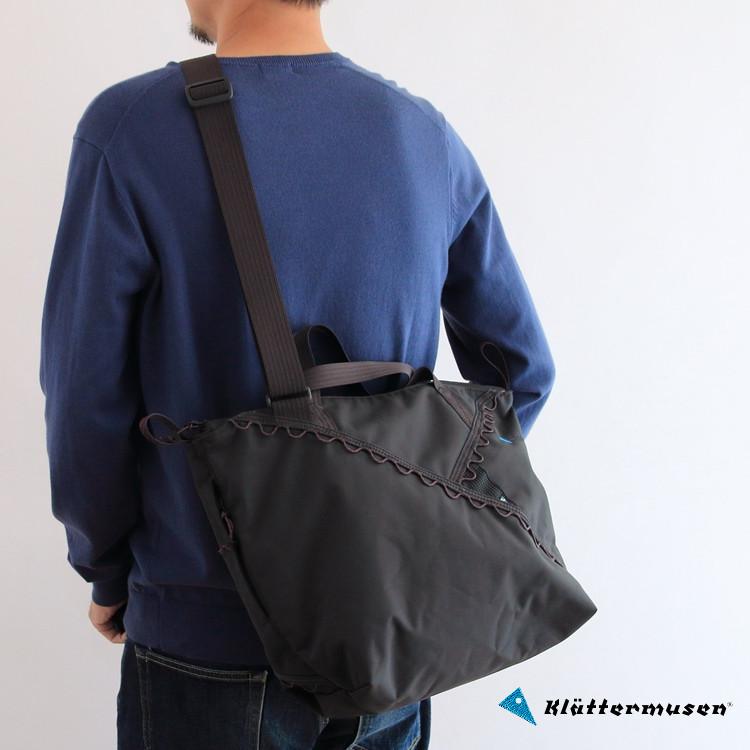 【国内正規品】KLATTERMUSEN(クレッタルムーセン) Bor3.0 Bag(ボール3.0バッグ) Raven