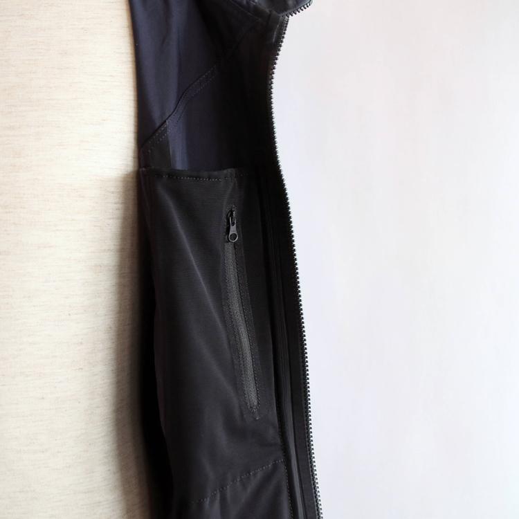 KLATTERMUSEN (クレッタルムーセン) Einride Jacket (エイナリーダ ジャケット) M's Storm Blue ストームブルー