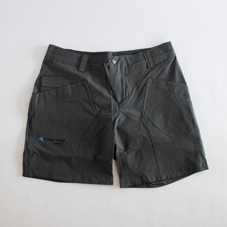【18春夏】【国内正規品】KLATTERMUSEN(クレッタルムーセン) Vanadis Shorts (ヴァナディス ショーツ) Dark Grey ダークグレイ
