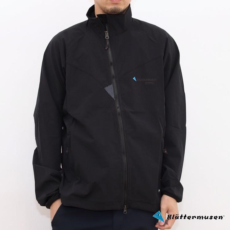 【国内正規品】KLATTERMUSEN(クレッタルムーセン) Mithril Jacket(ミスリルジャケット) Black