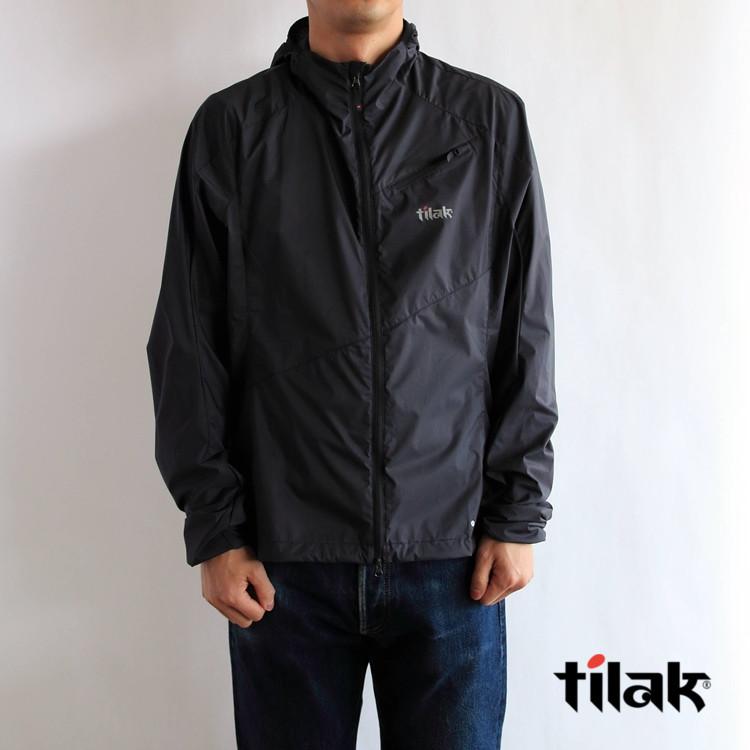 tilak (ティラック) Aira Jacket (アイラ ジャケット) Black ブラック