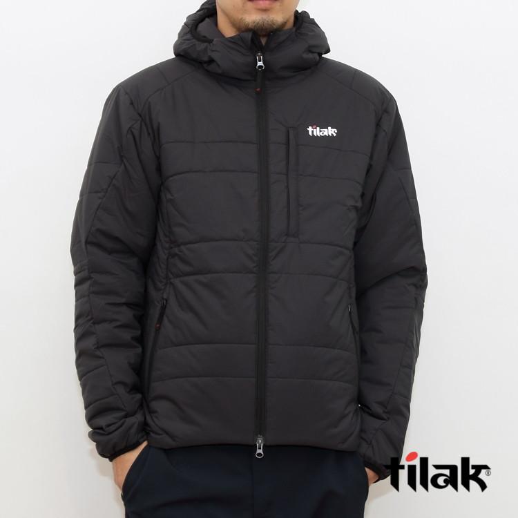 【国内正規品】tilak(ティラック) Ketil Jacket(ケティルジャケット) Black (ブラック)